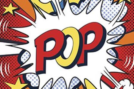 Pop Art Acrylic Painting Workshop