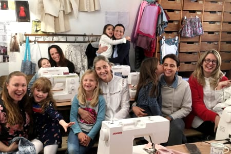 Parent and Child Sewing Workshop