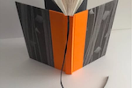 An Introduction to Bookbinding in Four Forms with Shelagh McCarthy