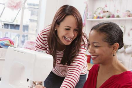 Beginner Sewing Machine Class - Sew a Tote Bag