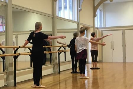 Beginner Ballet Course - Saturday mornings