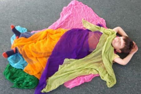 Kids Creative Dance Class