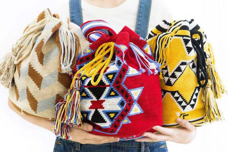 Wayuu Bag Crochet Workshop