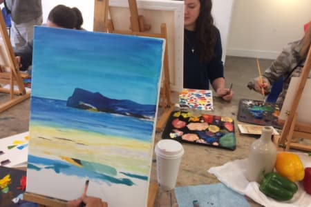 Oil Painting Classes, Begin and Develop Your Skills.