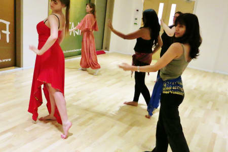General Level Belly Dance Course