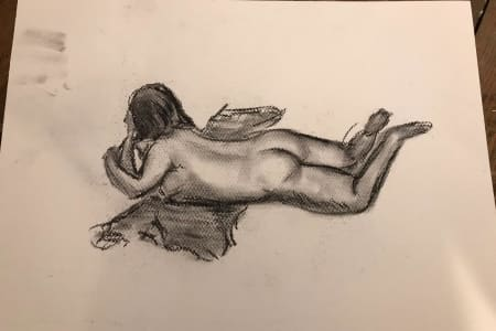 Life Drawing for Valentines (with BYOB!)