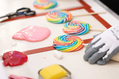 Hands-on Lollipop Making Masterclass
