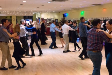 Ballroom and Latin dance for Adults