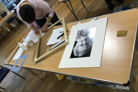Picture Framing Weekend: Make and Mount Your Own Frame!