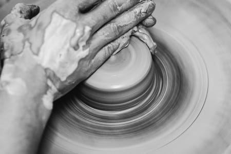 Taster session- Throwing on the pottery wheel