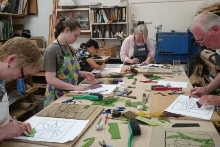 Stained Glass Weekend for Beginners - 2 days