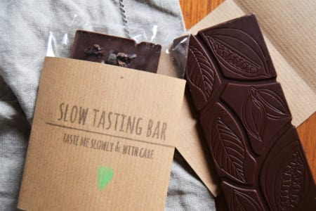 Slow & Mindful Chocolate Tasting Evening