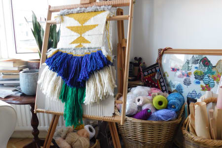 Beginners Weaving Workshop
