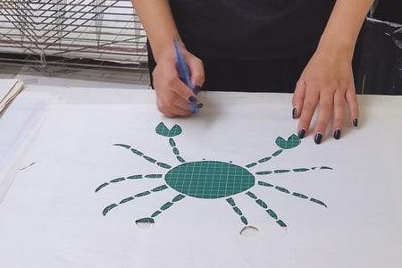 Beginners Textile Screen-Printing Workshop