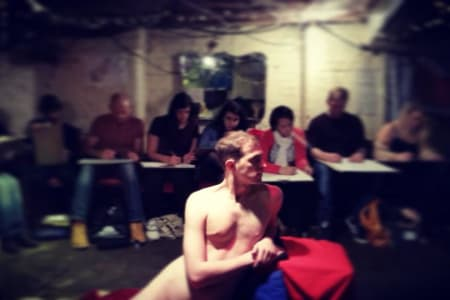 General Tuesday Daytime Life Drawing Class- Waterloo