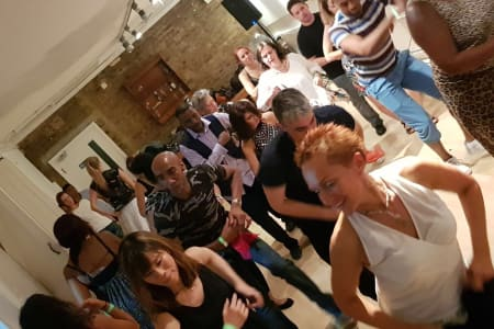 Rum & Rumba Workshop