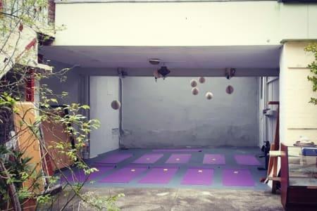 Yoga, circuits & brunch - £10