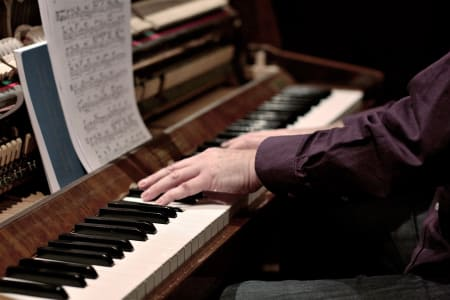 Advanced Jazz Piano Lessons with The London Piano Institute