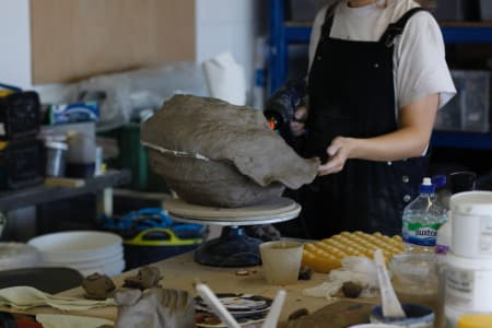 Ceramics Workshop: Intermediate Hand-building Ceramics