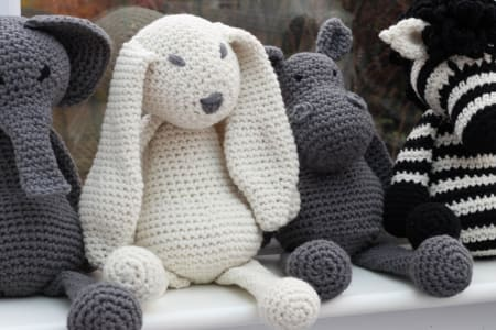 Crochet a Toft Animal with Zoe Bateman