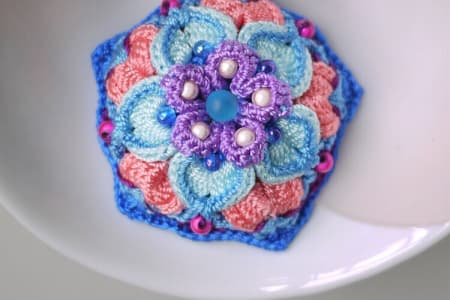 3D Crochet Jewellery Making Workshop