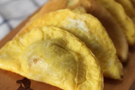 Egg Skin Dumpling