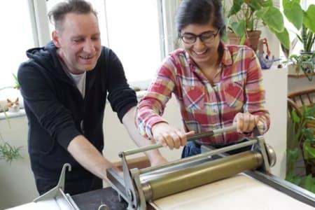 Letterpress Workshop