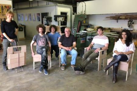Wood Furniture Design Course