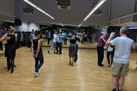 Argentine Tango for Improvers and Intermediates