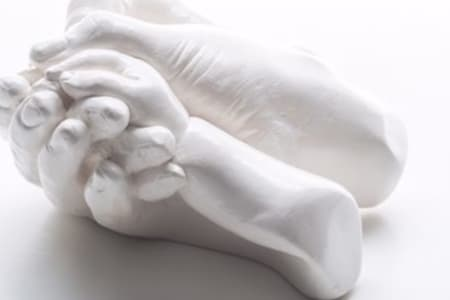 Body Casting with Amanda Cotton (located at Trinity Buoy Wharf)