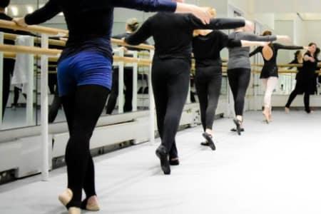Intermediate Ballet classes
