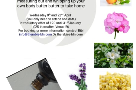 Whip up your own Body Butter