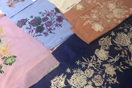 Textiles Short Course for Beginners