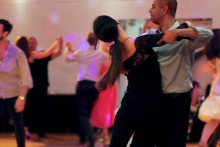 Novice Course to Ballroom Dancing