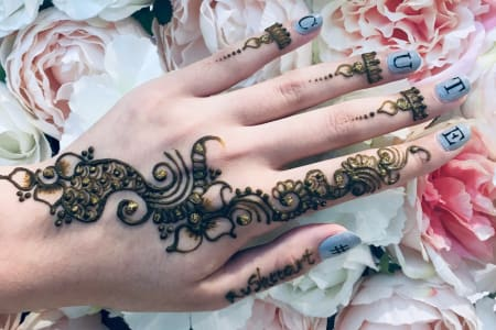Beginners Henna Painting Workshop