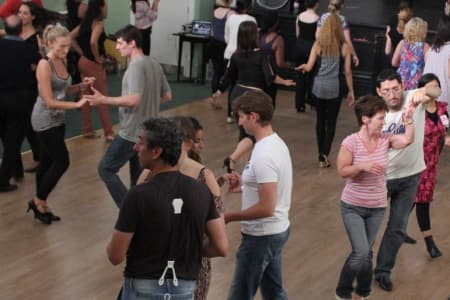 Beginners & Improvers Bachata Workshop