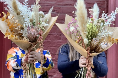 Dried Flowers: How to dry and use everlasting, eco blooms in bouquets and vases