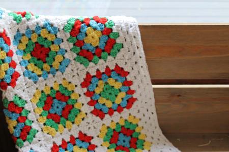 Beginners Crochet: Granny Squares