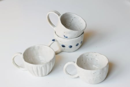 Wabisabi ceramic tableware workshop