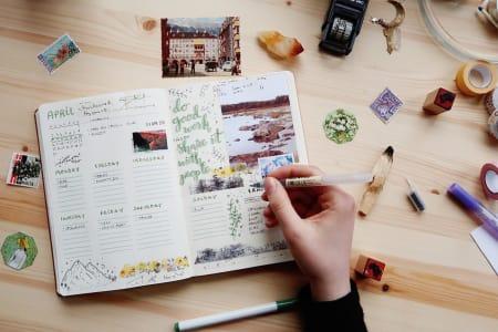 Bullet Journaling Workshop