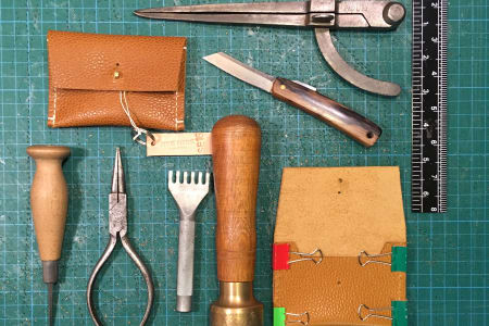 Kids' Beginners Leather Workshop