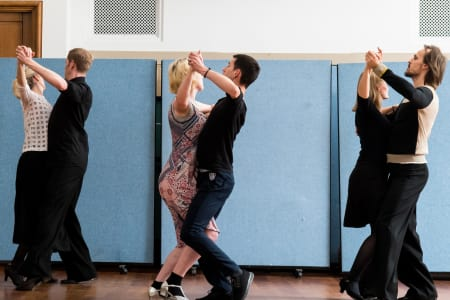 Ballroom and Latin Dance Class for Couples