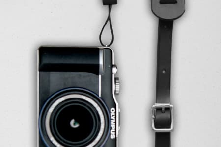 Leather Workshop: Make a leather Camera Strap