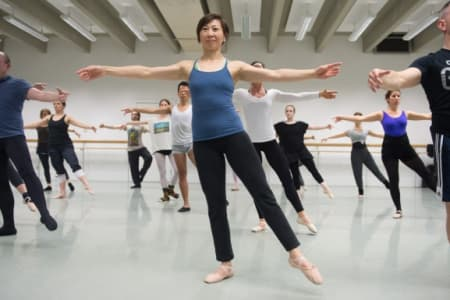 Contemporary Ballet Introduction with Julian Lewis