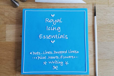 Royal Icing Essentials