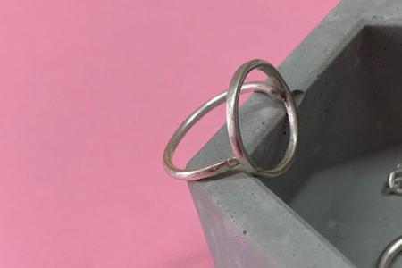 Silver Jewellery Making - Make a Beautiful Ring