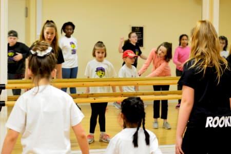 Kids Street Dance Course