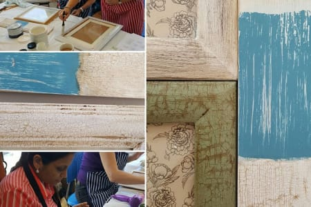 Chalk Painting Workshop - Create the Vintage Look