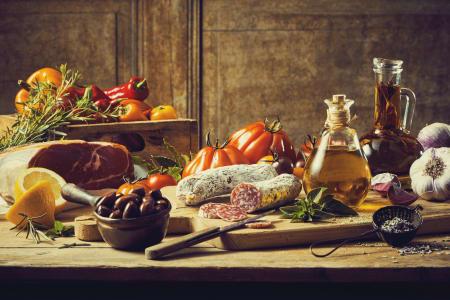 Olive Oil, Molecular Gastronomy and Tapas Workshop