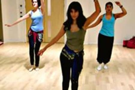 Genereal Level Belly Dance Class